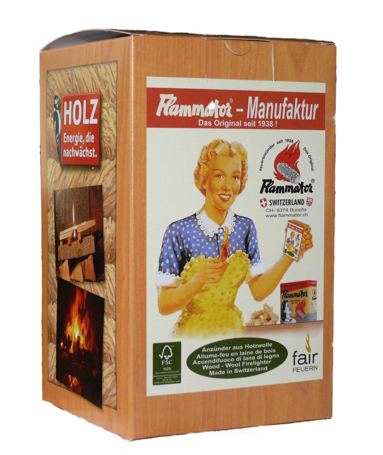 Flammator Schachtel à 300g