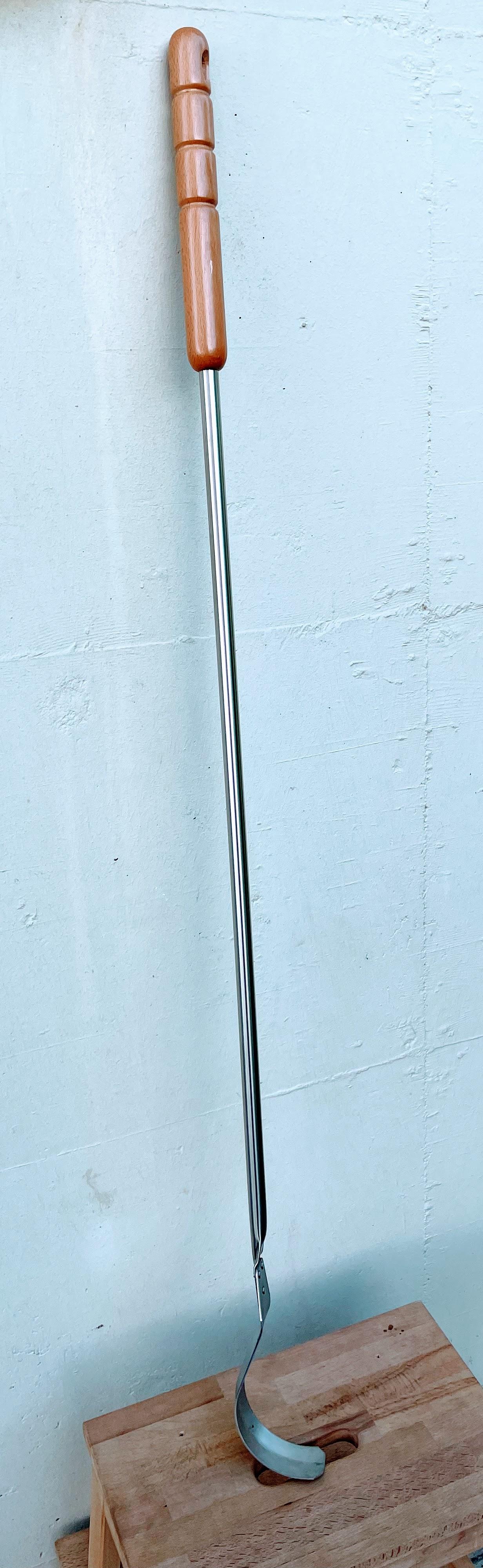 Aschekratzer Länge 1500 mm