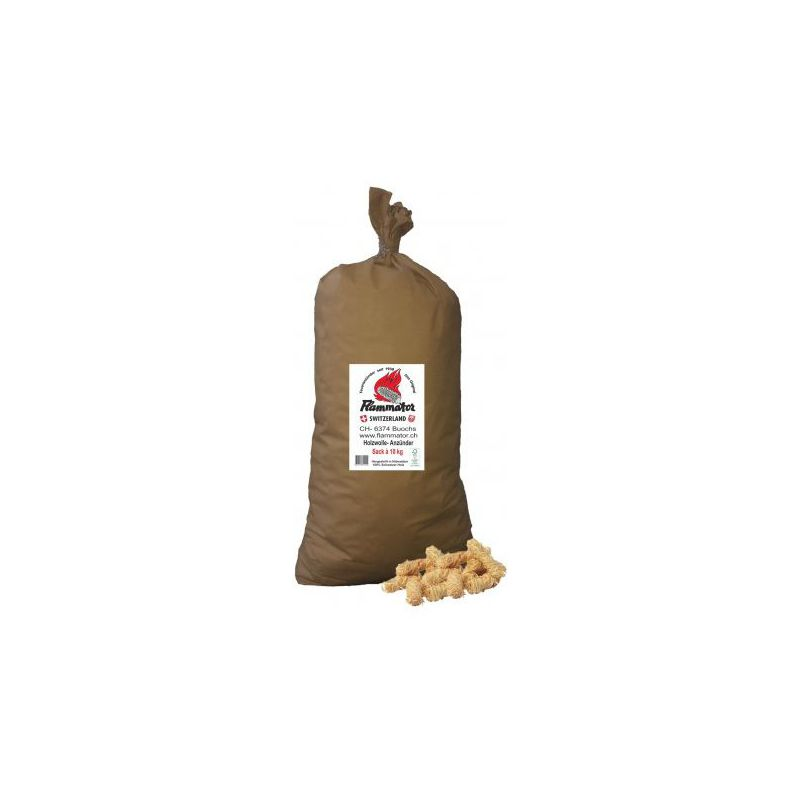 Flammator im Papiersack à 10 kg