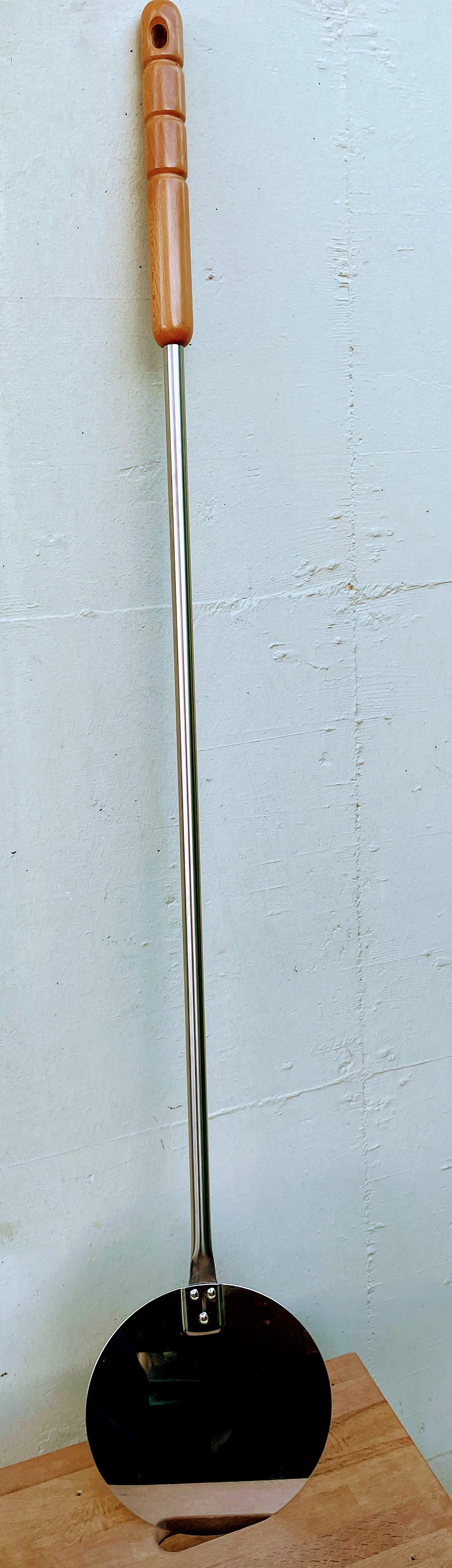 Edelstahlschieber Rund Ø 18 Länge 2000 mm